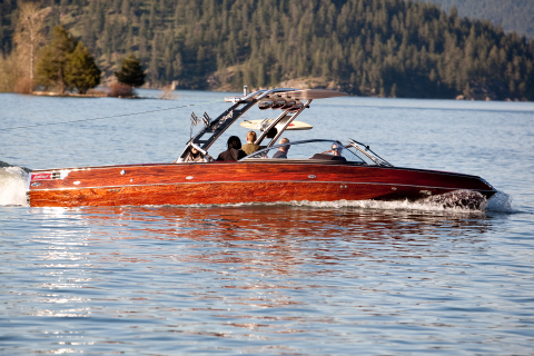 Wooden Wakeboard Boat - Time for a New Glen-L Design? - Glen-L.com