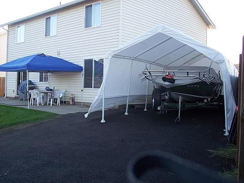 for canopy installation instructions inspiration with of garage awnings carport additional costco carports me assembly local tarp ultimate replacement near