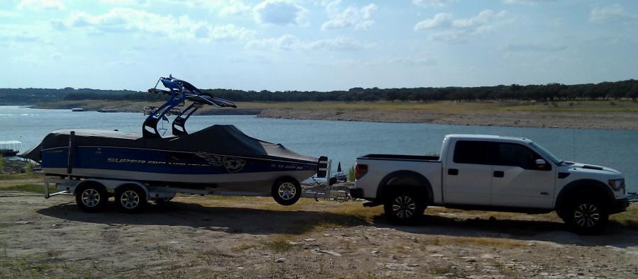 Ford F-150 Raptor - Boats, Accessories & Tow Vehicles