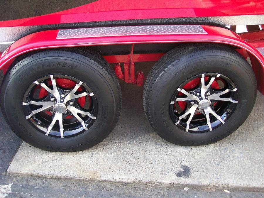 Trailer Tires And Wheels Boats Accessories Tow Vehicles
