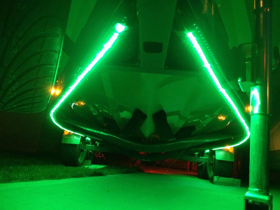 Strip Led Runway Lights For The Trailer Boats Accessories Tow