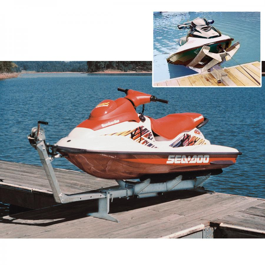 Need A Jet Ski Dock Where To Get One Or Plans To Build