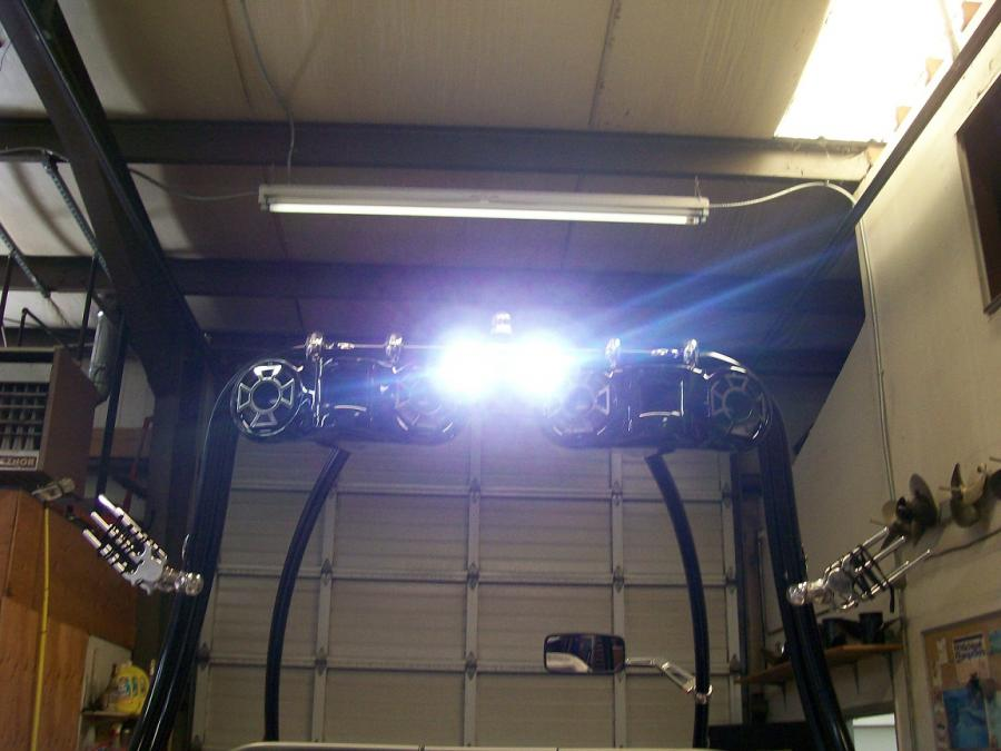 Tower lights led bars lets discuss length and lumens who has attached images aloadofball Gallery