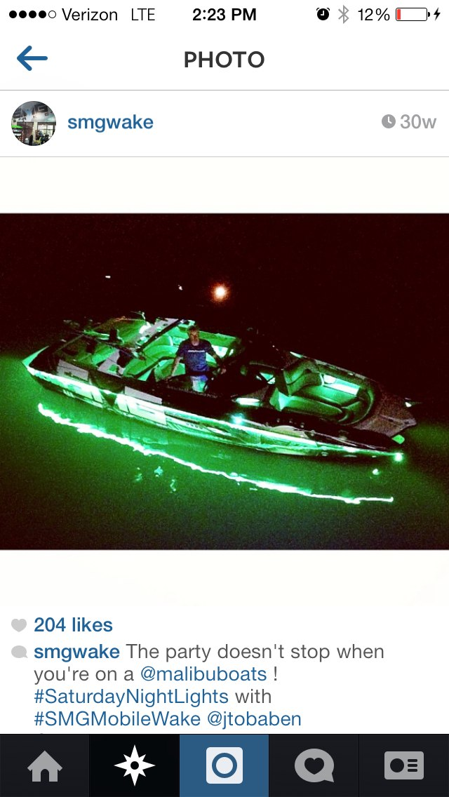 rub rail led boats accessories tow vehicles
