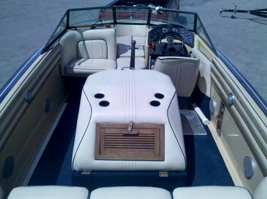 1987 Supra Sunsport Skier Mods - Boats, Accessories & Tow