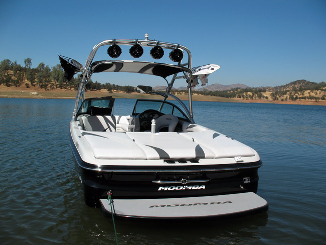 Exile SXT65 Tower Speakers installed - Boats, Accessories & Tow Vehicles