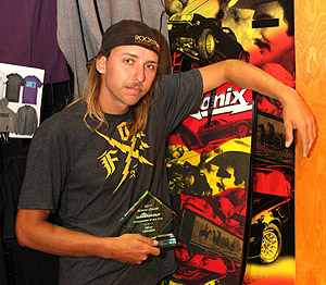2011 Wakeskater of the Year - Reed Hansen