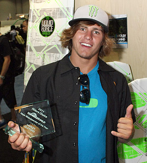 2011 Male Wakeboarder of the Year - Harley Clifford