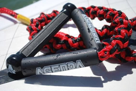 Agenda Wakesurf Rope & Handle Combo