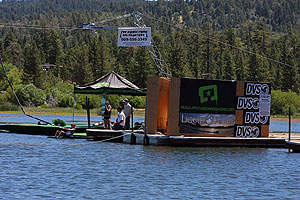 Desi Hauer's Big Bear Lake Cable Wake Park