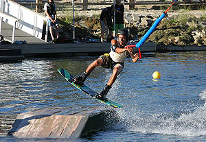 Thad Epting's Big Bear Cable Wake Park