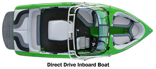 2011 Moomba Outback direct drive