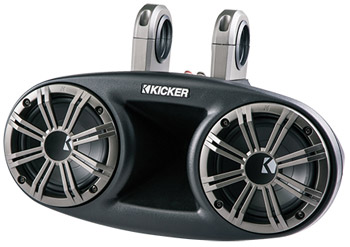 Kicker KMT67 Tower System