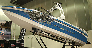 2012 Super Air Nautique 210