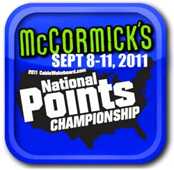 CableWakeboard.com National Points Championship