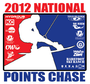 2012 National Points Chase