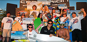 Centurion World Wake Surfing Championship
