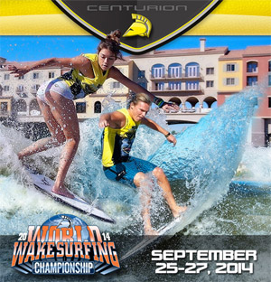 12th Annual World Wake Surfing Championship