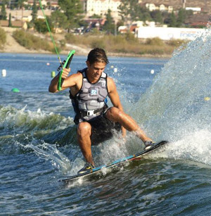 Collegiate Wake Series - Lake Elsinore