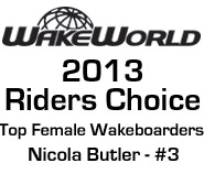 Top Female Riders