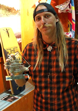 Wakeskater of the Year - Reed Hansen