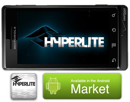 Hyperlite Android App