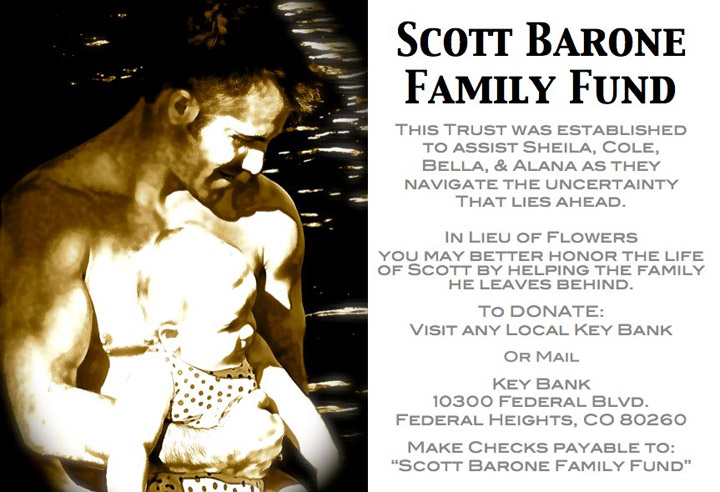 Scott Barone Family Fund