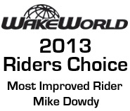 Most Improved Rider