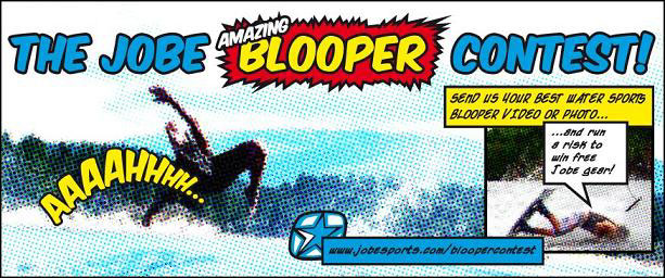 The Jobe Blooper Contest