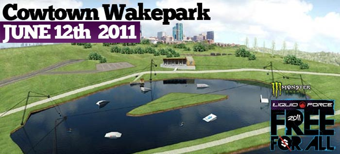 LF Free For All at Cowtown Wakepark