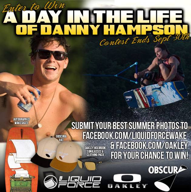 A Day In The Life of Danny Hampson