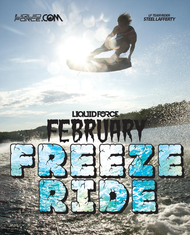 Liquid Force Freeze Ride