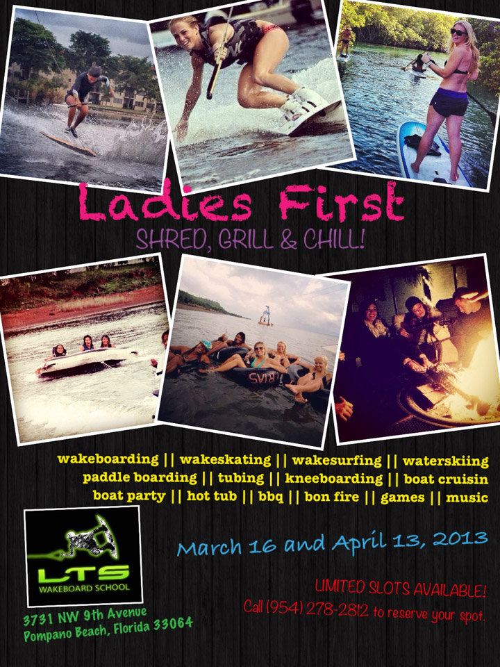 LTS Ladies First