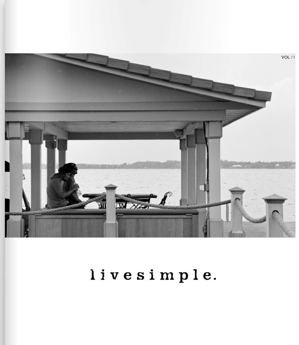 livesimple Volume 1