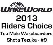 Top Male Riders