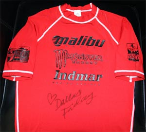 Dallas Friday's Malibu Open Jersey
