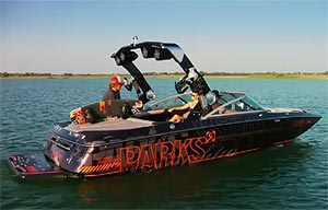 MasterCraft X-Star Parks Edition