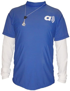 Action Audio Player/Rash Guard
