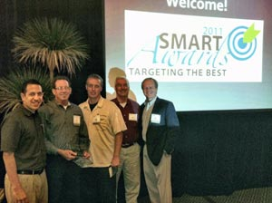 Correct Craft Smart Award
