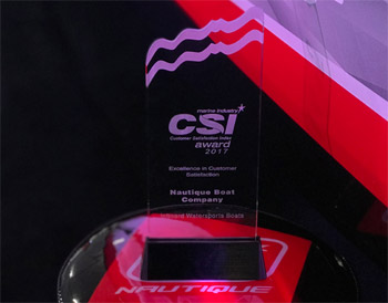 Nautique NMMA Marine Industry CSI Award