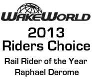 Rail Rider of the Year