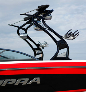 Supra S-Bend Tower