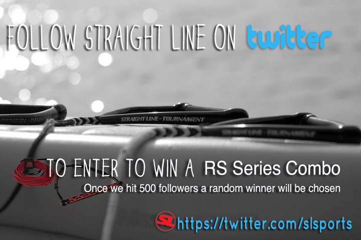 Straight Line RS Series Combo Giveaway
