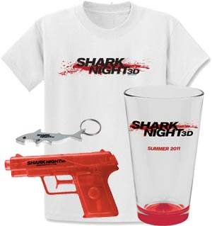 Shark Night Prize Package
