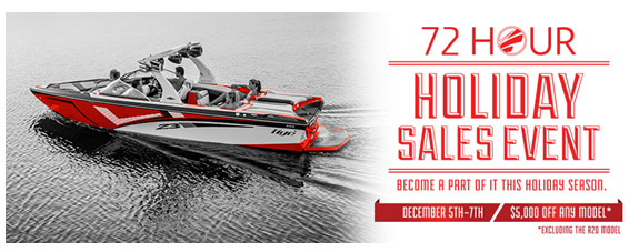 Tige 72-Hour Holiday Sales Event