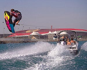WWA  Wakeboarding World Series