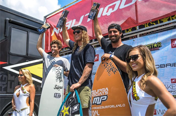 2019 Nautique USA National Wakesurf Championships