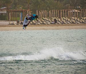 Harley Clifford at Wakestock Abu Dhabi